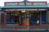 John Richards Furniture Shopfront